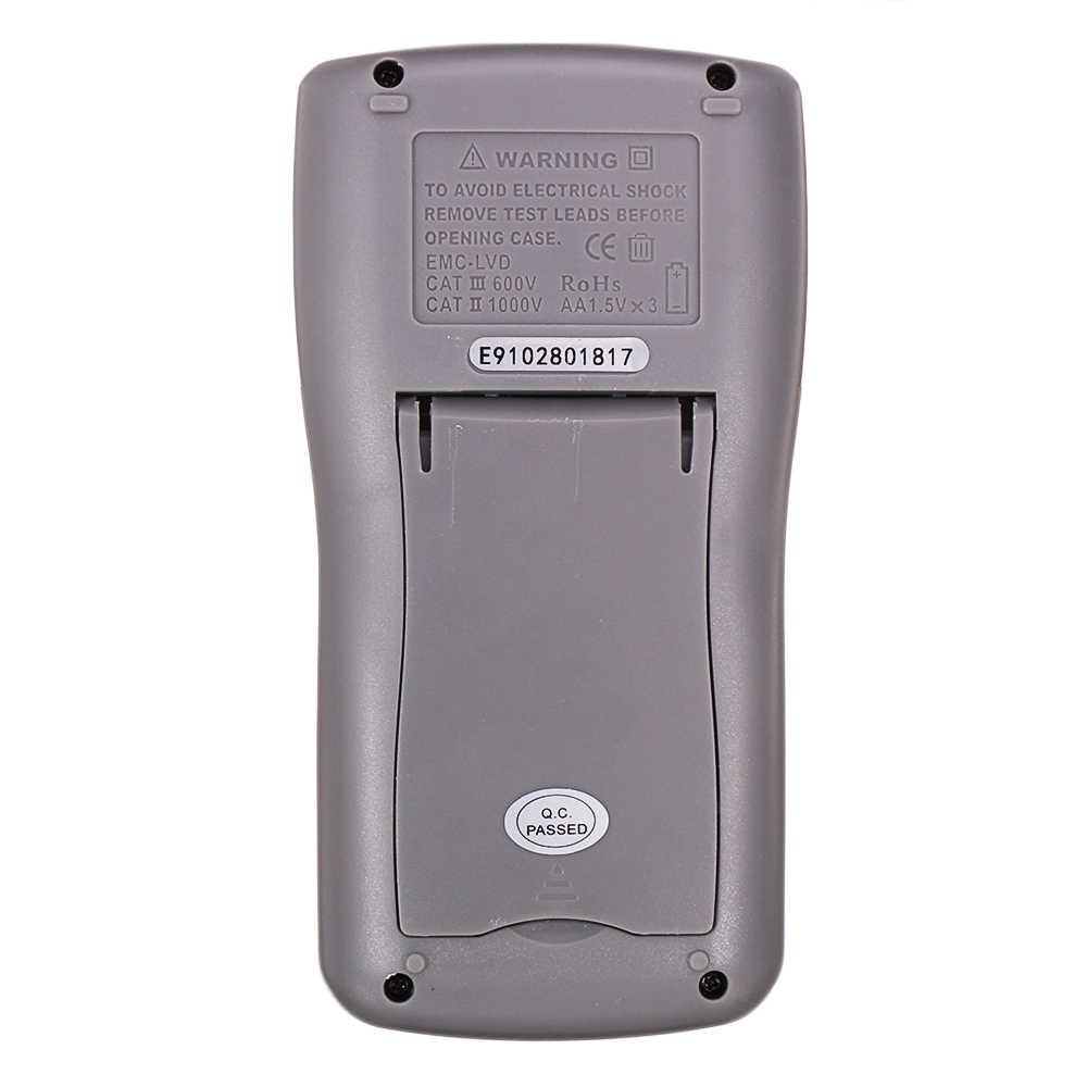 MUSTOOL MDS8207 インテリジェント 2 で 1 デジタル 40MHz 200 Msps/S のオシロスコープ 6000 カウント真の実効値マルチメータ [アップグレード]