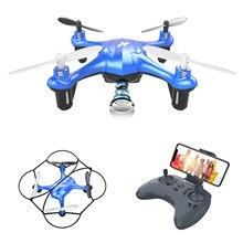 Đỉnh Camera Mini Drone 720P FPV Camera Mini Drone Dron Với Camera HD Quadcopter Rc Trực Thăng Độ Cao Giữ Không Đầu chế Độ