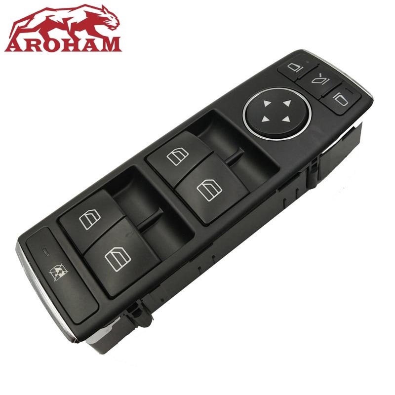 Window Switch Control Unit FOR Mercedes-Benz C-Class W204 C180 W212