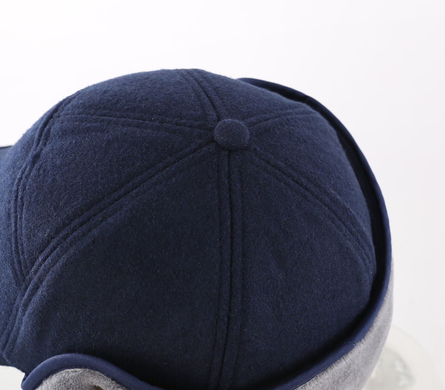 Men Baseball Cap Hat Casual Outdoor Winter Earflap Warm Ear Neck Fitted Cover