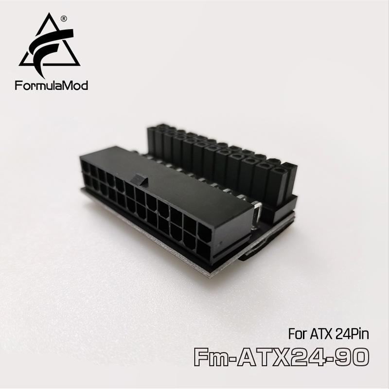 FormulaMod Fm-PCI/ATX/USB, преобразователь направления интерфейса, для интерфейса питания GPU/материнской платы ATX24pin USB3.0 - Цвет лезвия: ATX 24pin