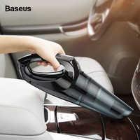 Aspirateur de voiture Portable Baseus 12V DC nettoyant intérieur de voiture pour voiture Portable sans fil 4000Pa Auto aspirateur de voiture à la maison