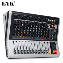 Mixing-Console Dsp Effects Digital Professional EYK Record Bluetooth 12-Channel