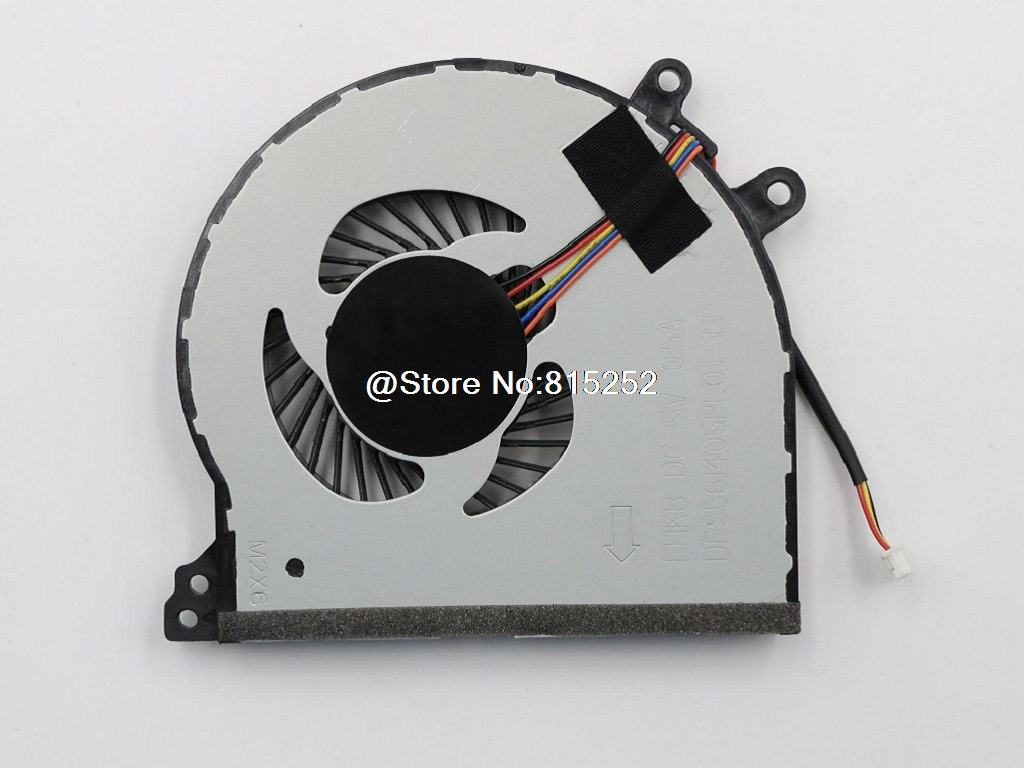 New Lenovo IdeaPad 310-14IAP 310-14IKB 310-14ISK Laptop CPU Fan DC28000CZF0