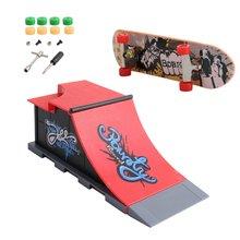 Запчасти для пандуса скейта пальцевой доски новые парки ultimate