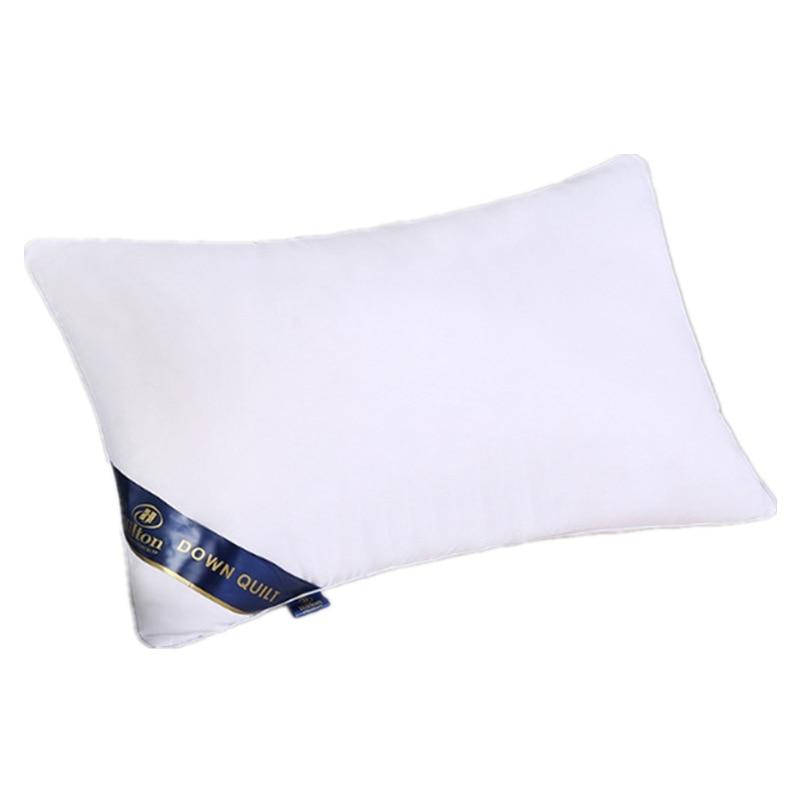 hilton hotel pillow core five star hotel pillow gift pillow micro business popular sleep neck pillow