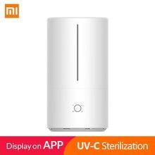 Xiaomi mijia Intelligente Antibactérien Humidificateur intelligent UV-C Purificateur D'air de stérilisation diffusion Diffuseur de Brouillard d'huile essentielle