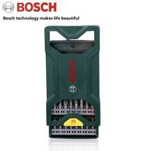 BOSCH jeu de tournevis électrique Go 2 Original sans fil, 25 pièces, pour BOSCH Go2, mèches de perceuse pour bricolage à la maison