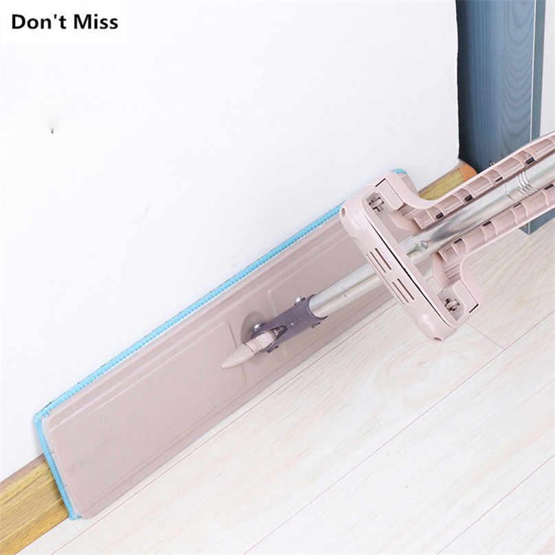 360 الطابق تنظيف سهلة الدورية ممسحة دوّارة لغسل الطابق ماجيك ستوكات القماش شقة الذكية مقبض الغبار المماسح منصات تويست رئيس
