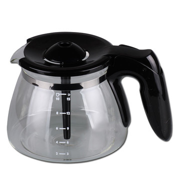 Coffee maker Glass jug for Philips HD7447 HD7457 HD7461 HD7462 Coffee Maker spare parts accessories фото