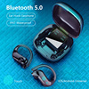 Bluetooth Earphone Wireless Headphone With High-definition Microphone 2