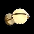 Современный медный настенный светильник регулируемый белый стеклянный фонарь светильник с шариковым светом Art Hom lampara techo внутренний коридо...