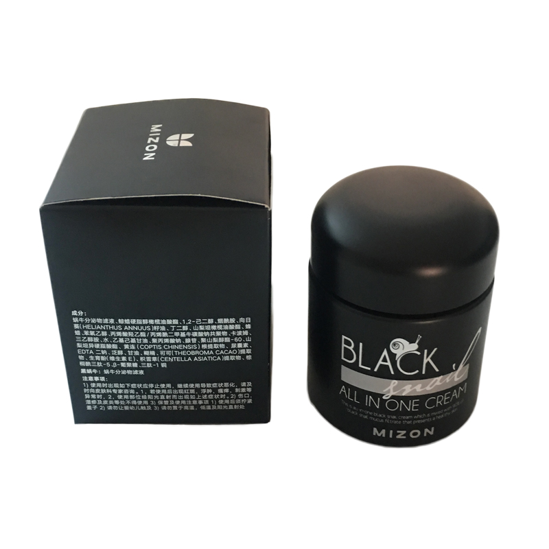 MIZON Black Snail All in one Cream 003