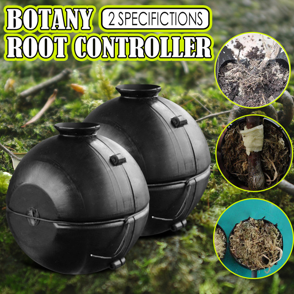 10 Pcs Plant Rooting Device High Pressure Propagation Ball Box Growing Grafting