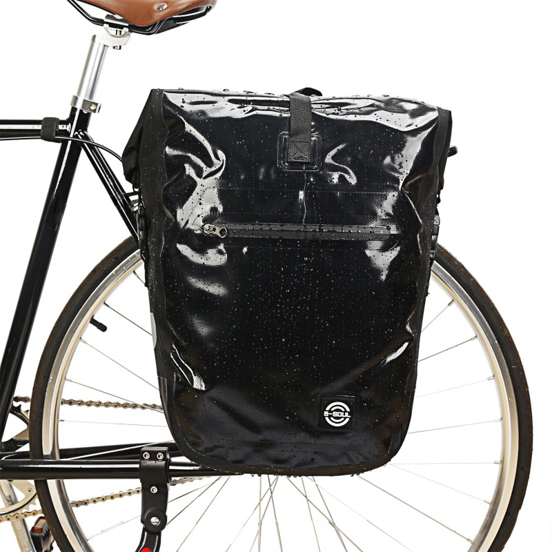 Large Capacity Bike Trunk Pack Waterproof Bike Bag Road Bicycle Rear Rack Cycling Rear Seat Bag Bicycle Accessories Bicycle Bags & Panniers     - title=