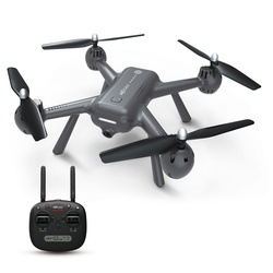 New MJX X104G Hollow cup Motor GPS RC Drone With 5G WIFI FPV HD Camera RC Quadcopter VS Z5 RC Helicopter Gift Toys Dron