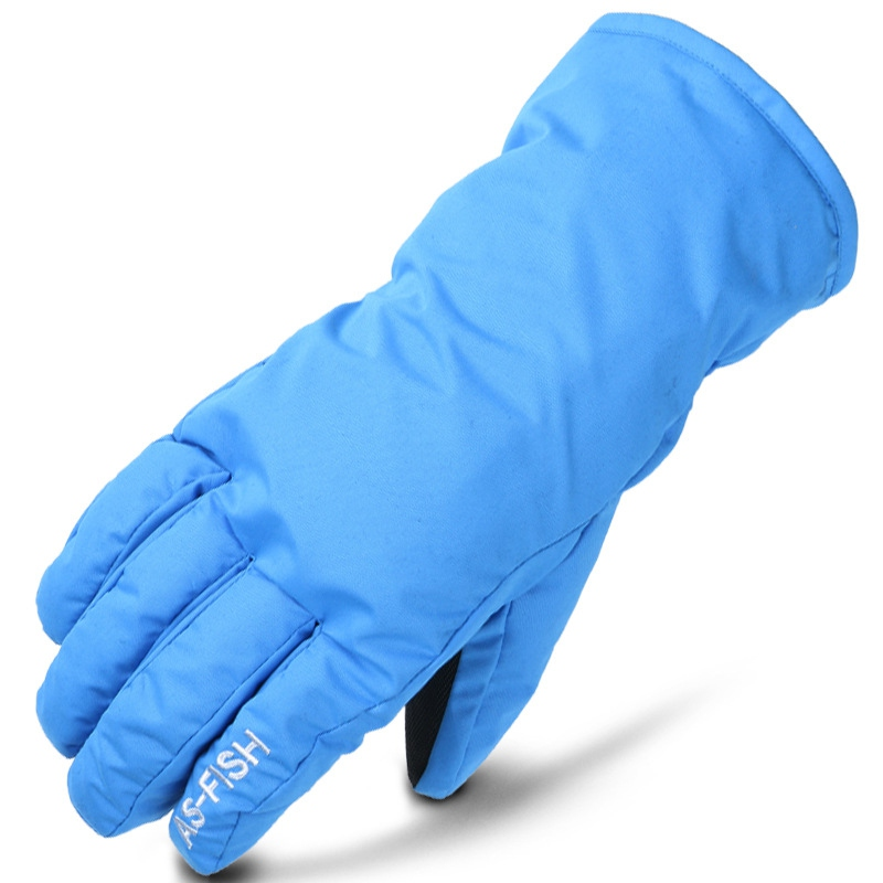 Winter Warm Wool Motorcycle Snowmobile Riding Gloves Ski Gloves Snowboard Gloves Non-slip Waterproof NEW!