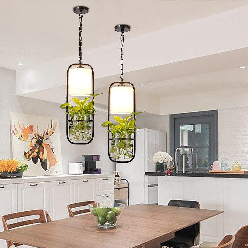 modern luminaire wood  living room  Home Decoration E27 Light Fixture deco maison