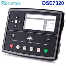 Авто контроллер DSE7320 Замена DSE 7320 AMF ATS генератор Alternatror генераторная установка