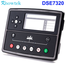Otomatik kontrol DSE7320 yedek DSE 7320 AMF ATS jeneratör Alternatror jeneratör