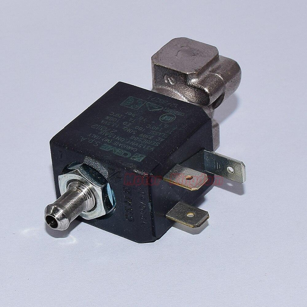CEME Электромагнитный клапан нормально открытого типа N / O AC 230 В 50 Гц G1 / 8