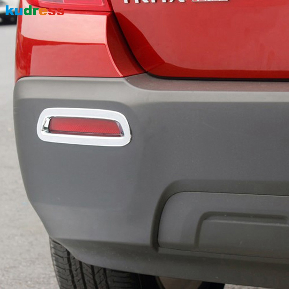 Chrome  fog lamps garnish molding  For Chevrolet Trax //////// 2013 ~ on
