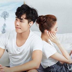 Image 5 - Xiao mi mi airdot بلوتوث سماعة TWS ستيريو لاسلكية في الأذن إصدار الشباب سماعة باس سماعة سماعة رأس مزودة بميكروفون يدوي