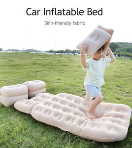Image 3 - Fresh Car inflatable bed travel mattress car child rear exhaust pad car rear seat car