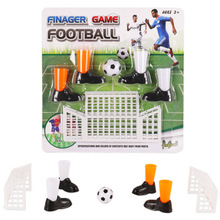 Game-Sets Toys Funny Gadgets Finger Soccer Childre Match Party with Two-Goals Novelty