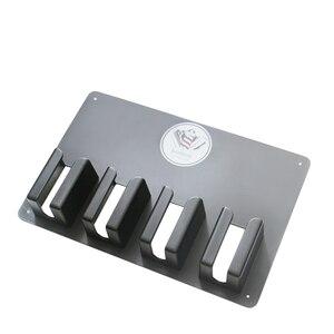 Image 4 - טמפרטורה גבוהה מקצועית כלים ספר שיער גוזז אחסון מקרה נוח ספרות אביזרי גוזז Stand מחזיק