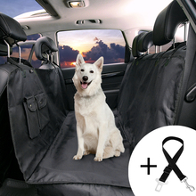 Dog Car Seat Cover Dog Hammock Travel Pet Car Seat Carrier Dog Car Waterproop Mat Back Pack For Dogs Car covers With Safety Belt pet carrier dog car seat cover protection waterproof with safety belt pet car seat front seat cover for dog cat portable bag