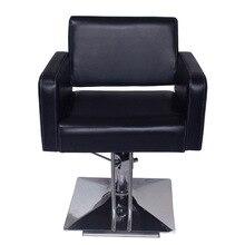 Парикмахерское окрашивание и глажка салон специальное регулируемое откидывающееся бритье и подъемное вращающееся кресло
