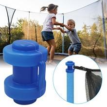 Enclosure Net-Hook Pole-Cap Trampoline-Accessories Diameter-Trampoline for Plastic Protective-Cover
