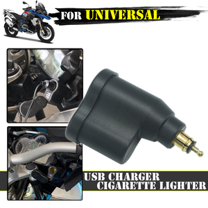 Image 1 - For BMW R1200GS R1250GS F850gs F750GS F800GS F650GS/700GS Motorcycle Power Adapter Dual USB Charger Cigarette lighter Waterproof