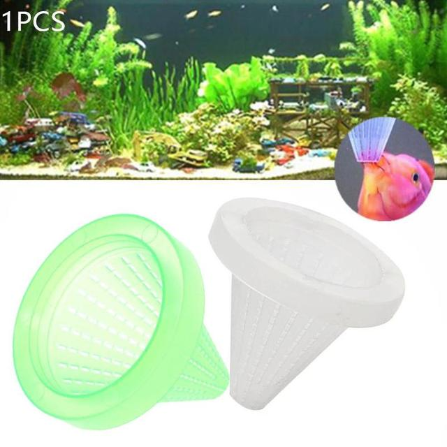 1pc Red Worm Feeder Funnel Cup  6
