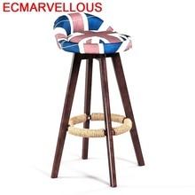 все цены на La Barra Sandalyesi Sgabello Fauteuil Taburete Sedie Stoelen Barstool Banqueta Sandalyeler Stool Modern Silla Cadeira Bar Chair онлайн