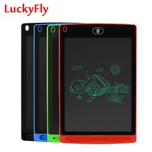 8.5 Inch LCD Writing Tablet Electronics Doodle Board with Lock Key Digital Graphic Tablets Child Toys at Home School