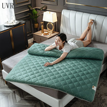 UVR Super Soft Mattress High Rebound Non-Slip Tatami Collapsible Comfortable Cushion Floor Sleeping Mat For Family Full Size Mat