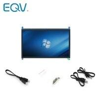 10.1 inch Raspberry Pi 4 Model B Touch Screen 1024x600 LCD Display compatible Raspberry Pi 3 Model B+/3B/4B