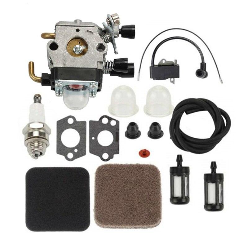 Carburetor Kit For STIHL FS80R FS85R FS85T FS85RX FS75 HT70 HT75 TRIMMER Carb