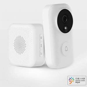 Doorbell-Set Ai-Face Identification Zero Motion-Detection Video Push-Intercom Free-Cloud-Storage