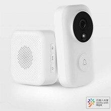 Zéro AI Identification du visage 720P IR Vision nocturne vidéo sonnette ensemble détection de mouvement SMS pousser interphone stockage en nuage gratuit
