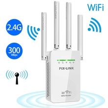 WR09 Antenna Wireless Wifi Repeater Wifi Router Amplifier 300Mbps Wireless Wifi Repeater Router Signal Booster Extender Wi Fi Ro