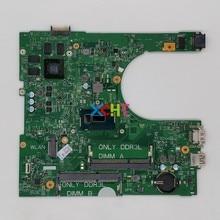 Dell inspiron 15 3558 CN 098D3F 98d3f 98d3f i5 5200U pwb: 1 xvkn N16V GM B1 노트북 마더 보드 메인 보드 테스트