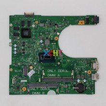 Dla Dell Inspiron 15 3558 CN 098D3F 98D3F 98D3F i5 5200U PWB: 1XVKN N16V GM B1 płyta główna płyta główna laptopa płyty głównej testowany