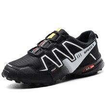 Top quality Non-slip waterproof Sole Men Shoes Solomon