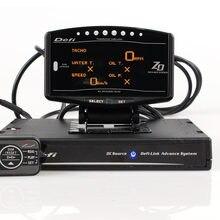 Kit complet 10-en-1 pour le sport, BF CR C2, DEFI Advance ZD Link, manomètre automatique numérique, avec capteurs électroniques