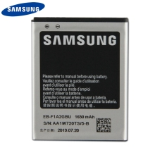 Original Replacement Phone Battery EB-F1A2GBU For Samsung I9100 I9108 I9103 I9050 B9062 Authenic Rechargeable Battery 1650mAh original samsung battery eb f1a2gbu for samsung i9100 i9108 i9103 i777 i9050 b9062 genuine replacement battery 1650mah