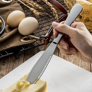 1 шт. многофункциональный нож для масла из нержавеющей стали нож для крема Западный хлеб Lzr нож для крема резак посуда столовые приборы десертный инструмент
