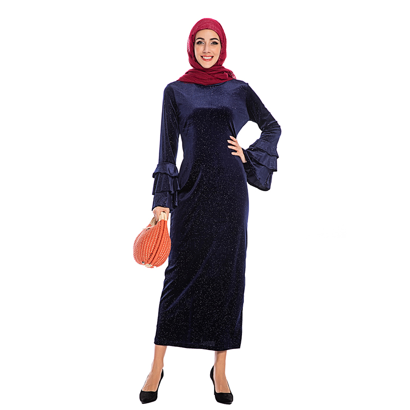 robe islam musulman abayas para mulher